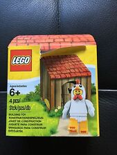NEW LEGO 5004468 Chicken Suit Guy Minifigure 2016 slight damage to packaging