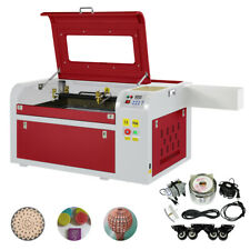 CO2 600x400mm 60W USB gravure laser couper Machine Gravure bois métal cutter