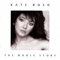 Kate Bush Whole story (compilation, 1986) [CD]