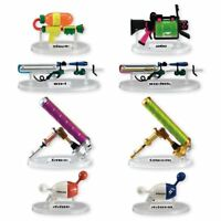 Bandai Splatoon Buki Weapon Collection 8 pcs Full Complete Set Candy Toy