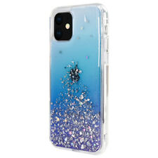For iPhone 11 - Switcheasy Crystal Starfield Quicksand Style Case