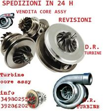 MADE IN ITALY turbina 1.8 tdci  core assy 85 KW 115 CV  713517-11 ford focus