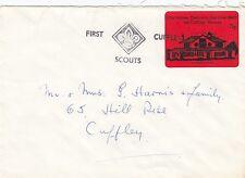 (84422) COPERCHIO Clearance GB Cuffley SCOUTS Natale 1987 servizio di consegna