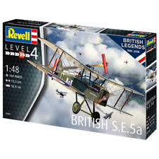 REVELL 100 ans RAF: Colombie S.E. 5 A 1:48 Aircraft Model Kit 03907