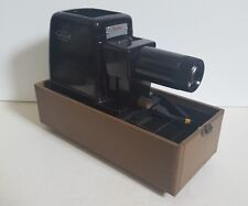 Vintage Antique Bakelite Kodak Kodaslide Hilux III Slide Projector w Blower Case