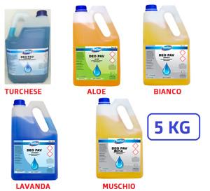 deo due profumatore pavimenti professionale 5 Kg Detergente profumato elim odori