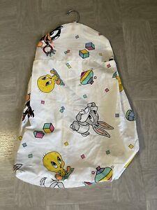 Vintage Baby Looney Tunes Diaper Holder 1993 Tweety, Daffy, Bugs Rare
