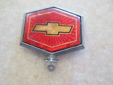 Original Chevrolet hood ornament emblem / badge