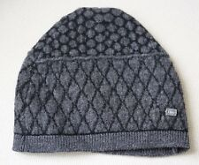 BABY DIOR GREY KNIT HAT 6-12 MONTHS