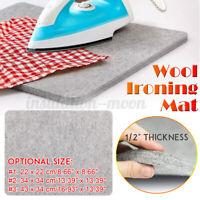 Wool Pressing Mat Ironing Pad High Temperature Ironing Board Felt Pad Max 3 Size