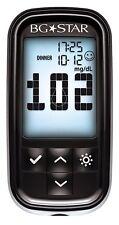 BGStar Blood Glucose Meter - For Diabetics - New - Single Unit Meter Only