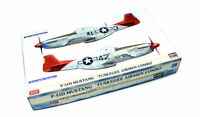 Hasegawa Aircraft Model 1/72 P-51D Mustang Tuskegee Airmen Combo 01991 H1991
