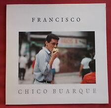 CHICO BUARQUE  LP ORIG FR FRANCISCO