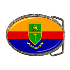 RHODESIAN ARMY FLAG BELT BUCKLE - GREAT GIFT ITEM