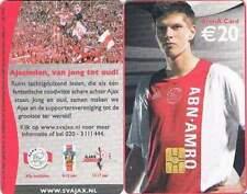 Arenakaart A080-01 20 euro: Huntelaar