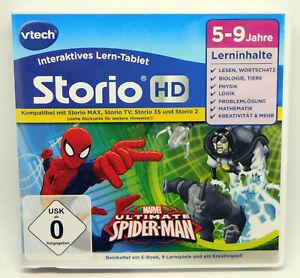 Marvel Ultimate Spider-Man - vtech Interaktive Lern-Tablet Storio HD