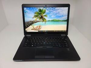 Dell Latitude E7450 Laptop 14 inch Intel Core i5 5th Gen 2.20GHz 6GB 500gb SSD