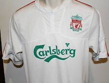 Liverpool Football Club Carlsberg Men's Small Jersey-You'll Never Walk Alone