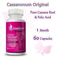 Cassava Fertility Supplement - Twins - Vitamins - Cassanovum ORIGINAL Pregnancy