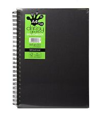 Artgecko Classy Sketchbook A4 80 pages (40 sheets) 150gsm Acid Free Portrait New