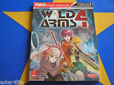 WILD ARMS 4 - STRATEGY GUIDE