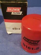 Kubota Oil Filter Full-Flow Spin On Type Baldwin B161-S