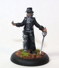 Evil Villian Reaper Miniatures Chronoscope Steampunk Time Traveller Caster Melee