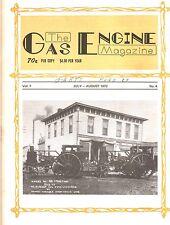 Columbus Machinery Co, Detroit Engine Works, Deyo-Macey, Gray Motor Company