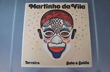 Martinho da Vila Terreiro Sala e Salao samba MPB latin vinyl LP 1979 Brazil
