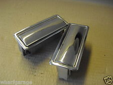 JAGUAR DAIMLER SERIES 1 & EARLY SERIES 2 ASHTRAY PAIR XJ6 & XJ12