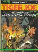 Tiger Joe Nr.3 von 1991 - TOP Z1 ORIGINAL ERSTAUFLAGE COMIC Charlier & Hubinon