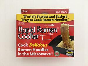 Rapid Ramen Cooker Fastest Easiest Way to Cook Ramen in Minutes
