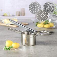 Kartoffelpresse Spätzlepresse Saftpresse Kartoffelstampfer Quetsche Küchenpresse
