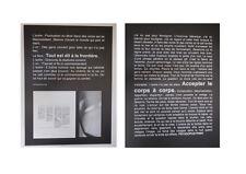 Etudes scripturales art numérique contemporain ARTBOOK by PN