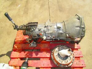Jdm Nissan 300zx 3.0L V6 5MT Transmission Manual MT VG30DE