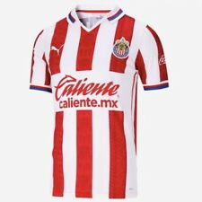 Chivas de Guadalajara  2020 - 2021 Home Soccer Jersey FAST SHIPPING FREE RETURNS