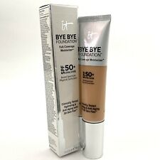 it cosmetics Bye Bye Foundation Moisturizer Spf 50+ -Light Medium - 1oz