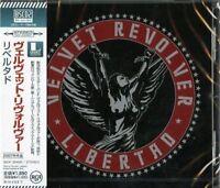 VELVET REVOLVER-LIBERTAD-JAPAN BLU-SPEC CD2 BONUS TRACK D73