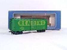 HO Scale AHM Box Car 5486B Reading RDG 115445