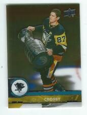 SIDNEY CROSBY 17-18 UPPER DECK SERIES 2 CLEARCUT