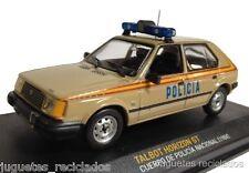 1/43 TALBOT HORIZON GT CUERPO DE POLICIA NACIONAL IXO ALTAYA DIECAST