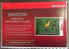 Honeywell 5800C2W Hardwired to 5800 Wireless Converter