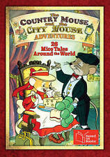 The Country Mouse and City Mouse Adventures (DVD)