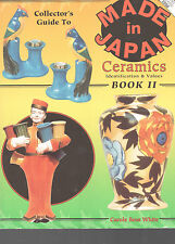 MADE IN JAPAN CERAMICS-BOOK 2-IDENTIFICATION AND VALUES GUIDE-WHITE-256 PAGES