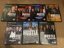 Hustle - Series 1-7 DVDs