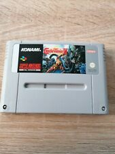 Super Castlevania IV 4 PAL - Super Nintendo SNES - Cart& instructions.