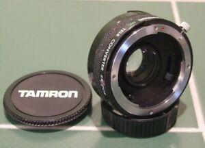 Tamron MC Tele Converter 2X for Nikon N/AI