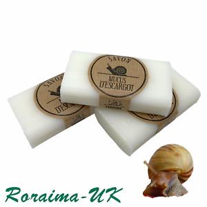 SNAIL SOAP Anti Acne Pigmentation Wrinkles Stretch Scar Removal 100g