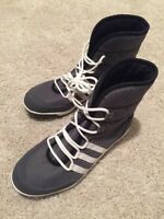 Adidas Thermal Boots Grey Men's Size 9