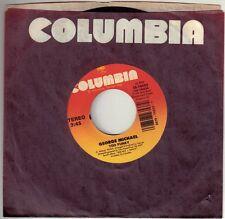 MICHAEL, George  (Too Funky)  Columbia 38-74353